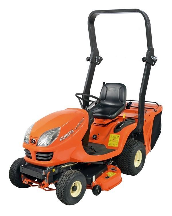 Tracteur tondeuse - GR1600 II