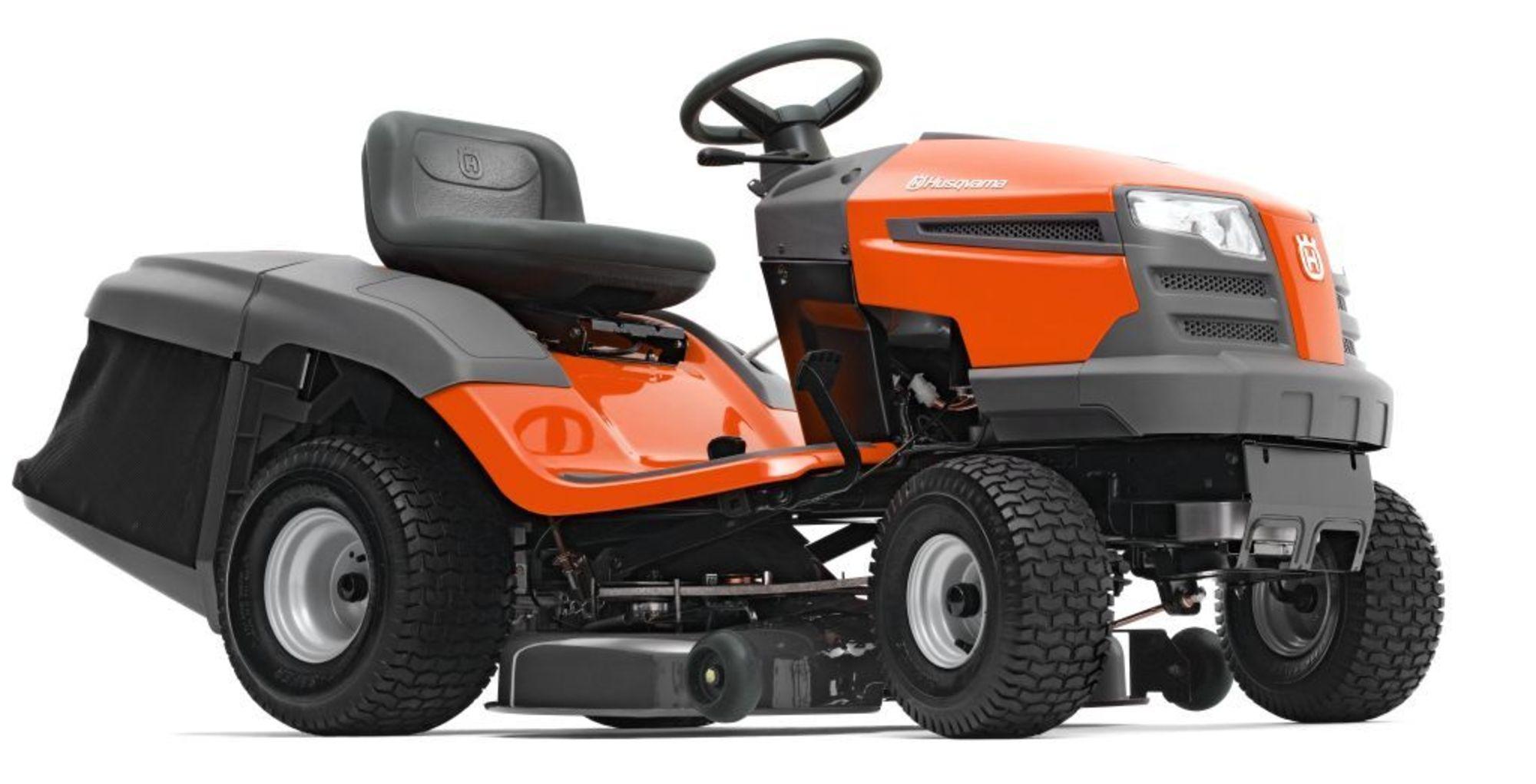 Tracteur tondeuse - TC138