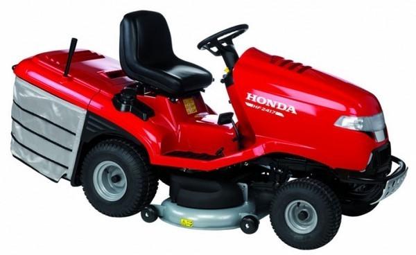 Tracteur tondeuse - HF2417HME