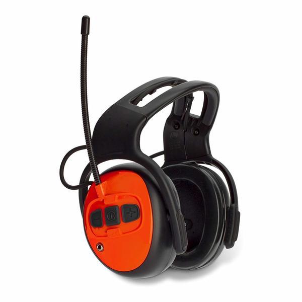 Protège-oreilles avec radio FM