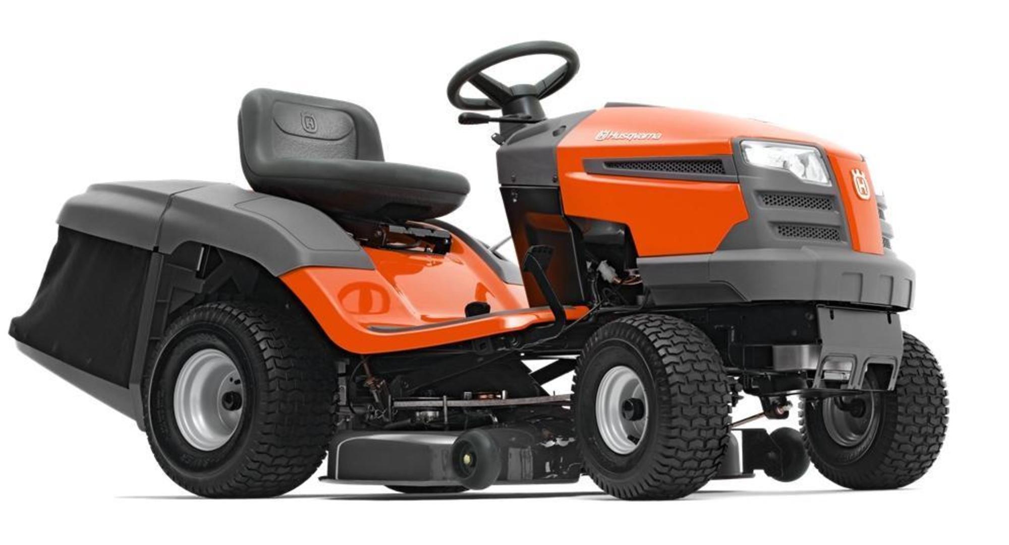 Tracteur tondeuse - TC138M