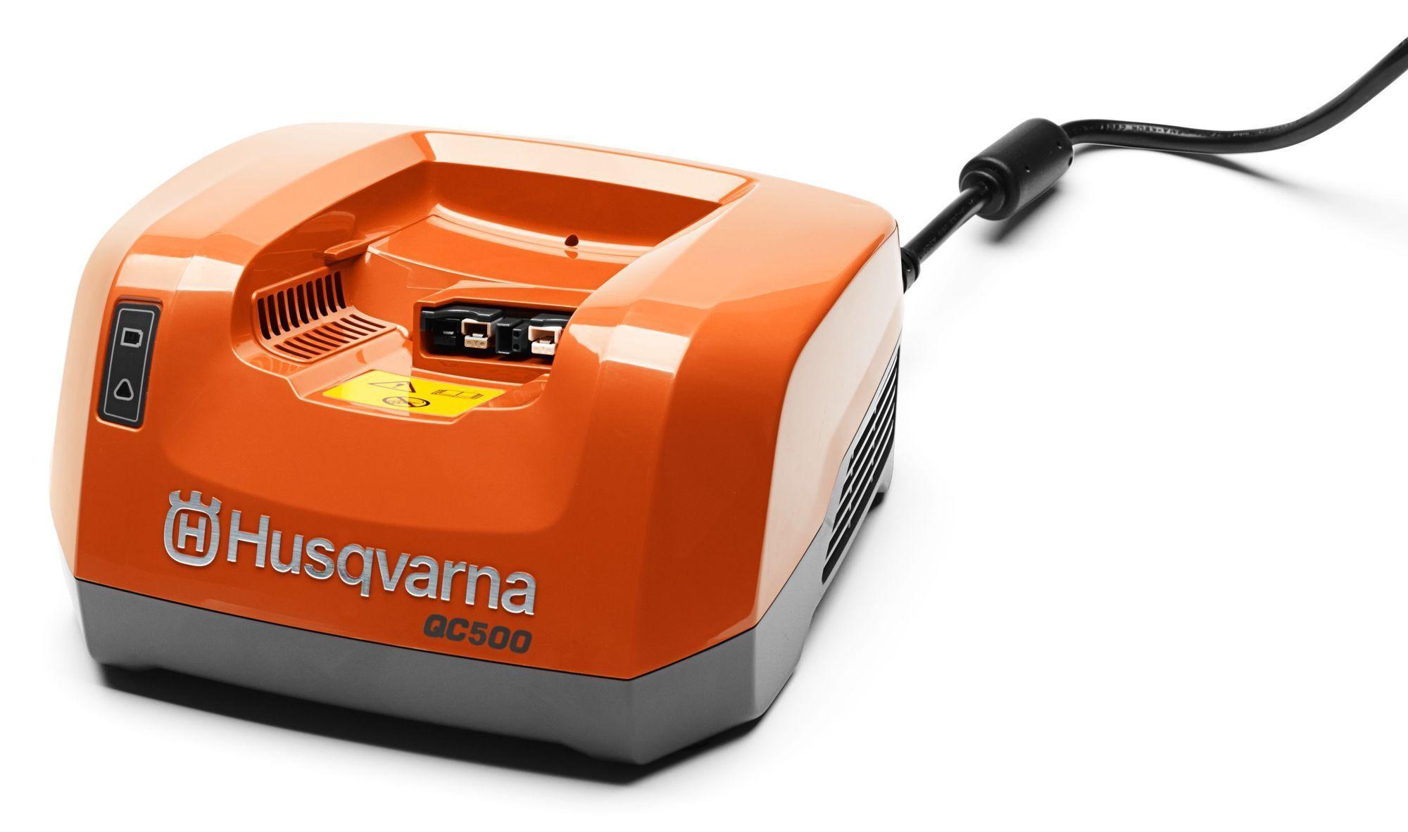 Chargeur Husqvarna - QC 500