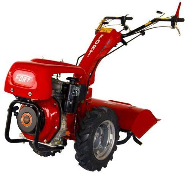 Motoculteur  thermique - 280 GX270