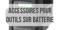 Accessoires pour outils sur batterie